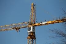 UIC Tower Crane 4