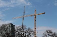 UIC Tower Crane 5