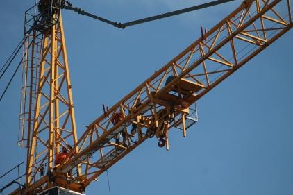 UIC Tower Crane 6