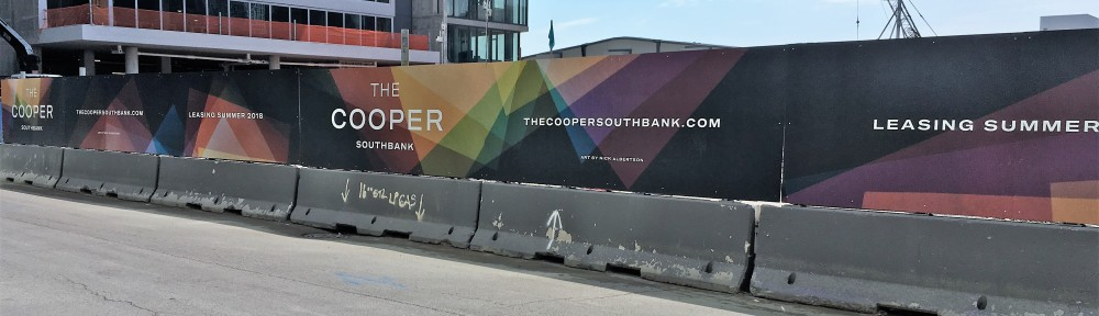 The Cooper at Southbank June 2018