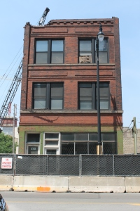 167 Green Street demolitions