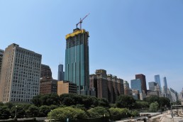 Essex on the Park hits 50 stories 1