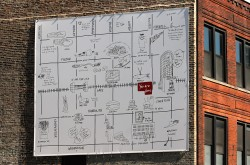 How will we find our way around Fulton Market now?