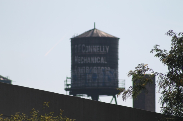 Chicago Water Tanks now gone