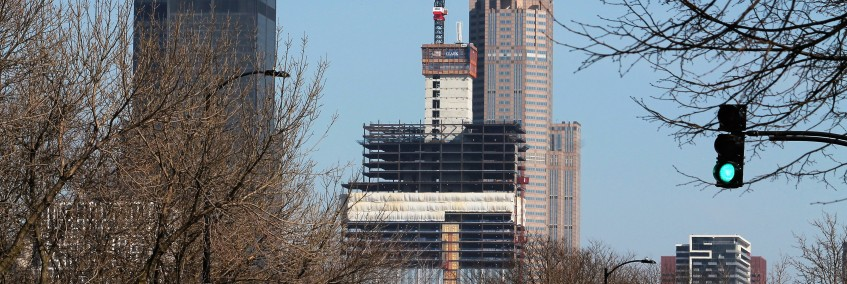 Union Station Tower March 2021